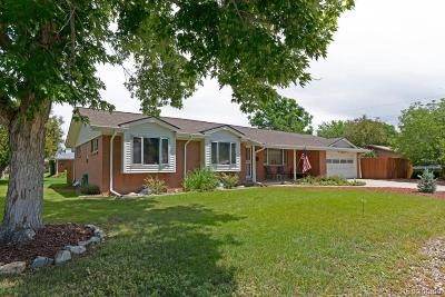 Single Family Home Active: 6575 West Nevada Place