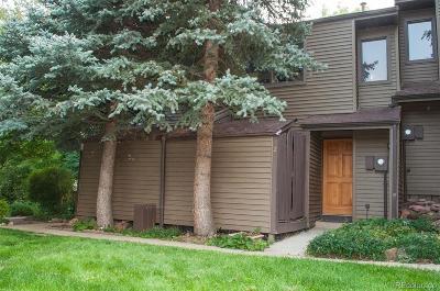 Boulder Condo/Townhouse Under Contract: 350 Arapahoe Avenue #2