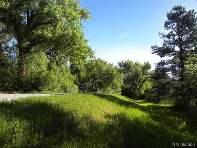 Arapahoe County Residential Lots & Land Active: 5270 South Jackson Place