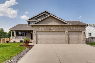 Colorado Springs Single Family Home Active: 5867 Poudre Way