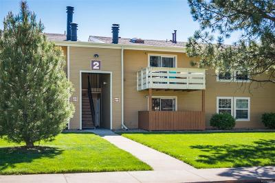 Wheat Ridge Condo/Townhouse Under Contract: 10251 West 44th Avenue #2-107