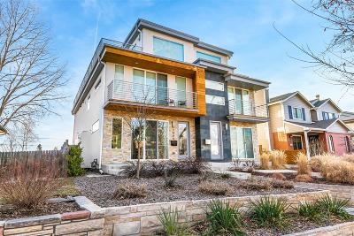 Denver Condo/Townhouse Under Contract: 2648 Lowell Boulevard