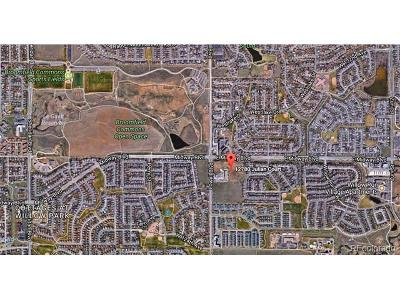 Broomfield Residential Lots & Land Active: 12780 Julian Court