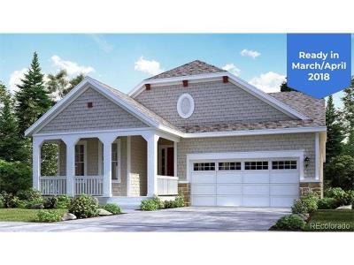 Erie Single Family Home Active: 649 Sundance Circle
