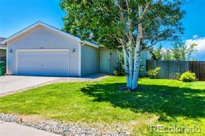 Evans Single Family Home Under Contract: 3425 Pheasant Court