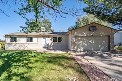 Aurora Single Family Home Active: 3104 South Nucla Street