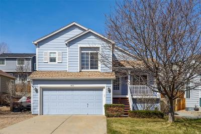 Parker Single Family Home Under Contract: 8531 Sweet Clover Way