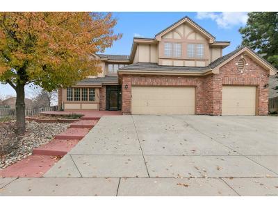 Jefferson County Single Family Home Active: 13002 West La Salle Circle