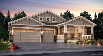 Longmont Single Family Home Active: 2347 Tyrrhenian Circle