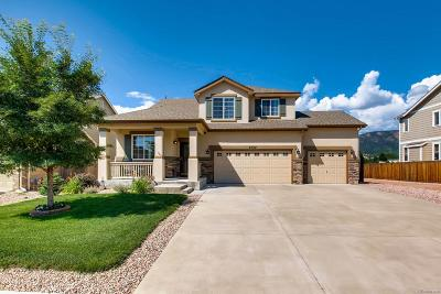 Monument Single Family Home Active: 2137 Wagon Gap Trail