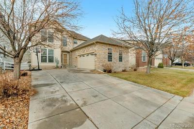 Westminster Single Family Home Active: 11615 Zenobia Court
