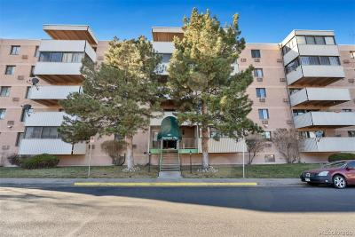 Aurora Condo/Townhouse Active: 1011 South Ironton Street #208