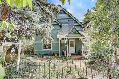 Denver Single Family Home Active: 3428 West 31st Avenue