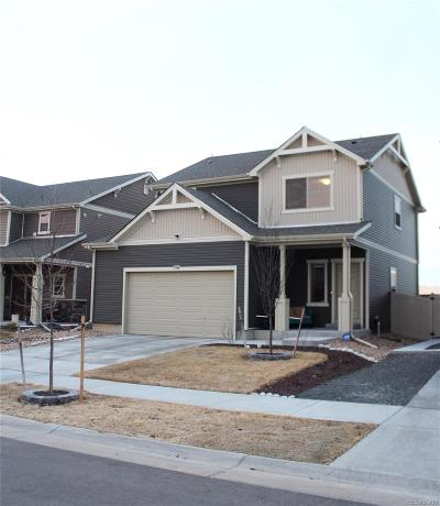 Denver Single Family Home Under Contract: 17958 East 44th Avenue