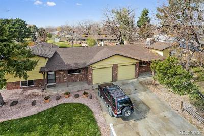 Wheat Ridge Single Family Home Active: 4625 Quail Street