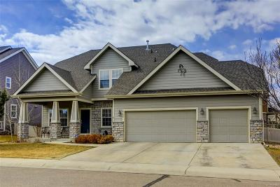 Frederick Single Family Home Under Contract: 8799 Mustang Drive