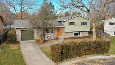 Fort Collins Single Family Home Active: 2132 Springfield Court