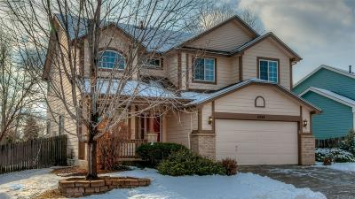 Broomfield Single Family Home Under Contract: 4594 Winona Place