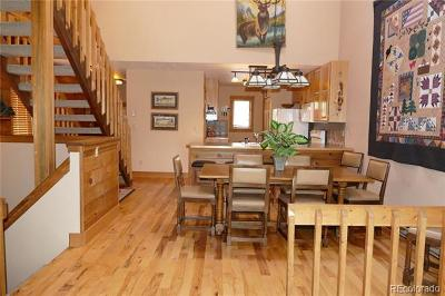 Steamboat Springs CO Single Family Home Active: $469,000