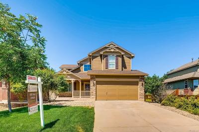 Arvada Single Family Home Active: 5327 Oak Court