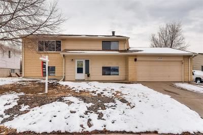 Northglenn Single Family Home Under Contract: 9528 Lou Drive