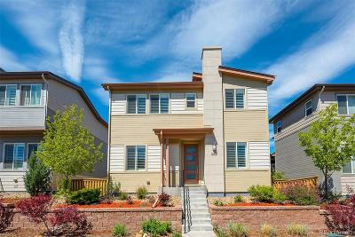 Highlands Ranch Single Family Home Active: 3401 Cranston Circle