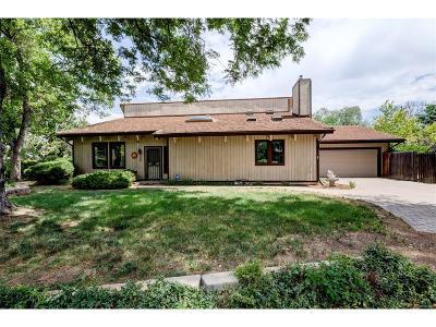 Golden Single Family Home Active: 2588 Alkire Street