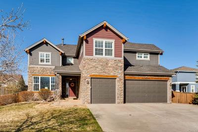 Broomfield Single Family Home Under Contract: 14001 McKay Park Circle