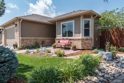 Platteville Single Family Home Under Contract: 745 Rodgers Circle
