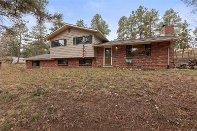 Evergreen Single Family Home Active: 28210 Pine Drive