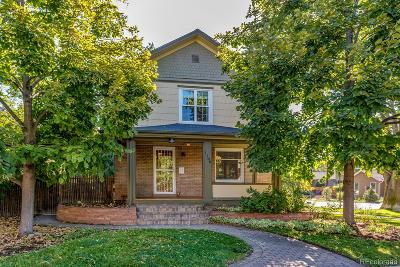 Denver CO Single Family Home Active: $790,000