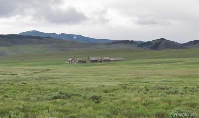 Oak Creek, Phippsburg, Yampa, Toponas Residential Lots & Land Active: 32855 County Road 5