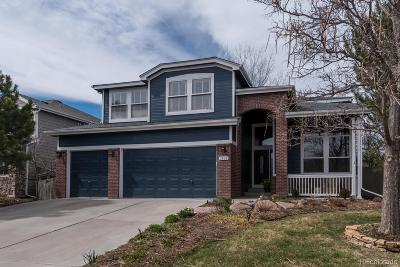 Lafayette Single Family Home Under Contract: 2826 Blue Jay Way