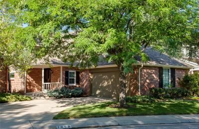 Centennial Single Family Home Under Contract: 7059 South Locust Place