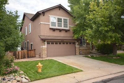 Littleton Single Family Home Under Contract: 8591 West Cannes Drive