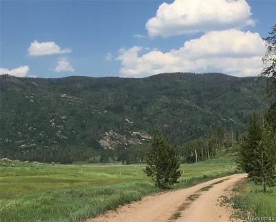 Oak Creek, Phippsburg, Yampa, Toponas Residential Lots & Land Active: 33226 Kickapoo Way