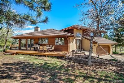 Littleton Single Family Home Active: 10843 Dueling Stags