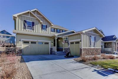 Aurora Single Family Home Active: 7856 South Flat Rock Way