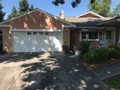Denver Single Family Home Under Contract: 2641 South Kearney Street