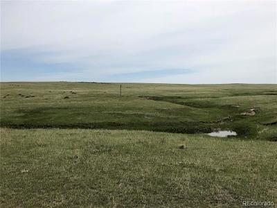 Elbert County Residential Lots & Land Active: 36533 County Road 153