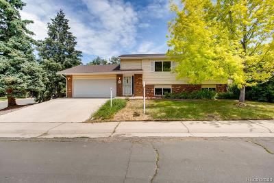 Single Family Home Under Contract: 5032 South Zang Court