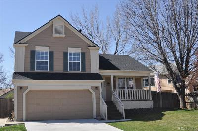Broomfield Single Family Home Under Contract: 3106 West 127th Avenue