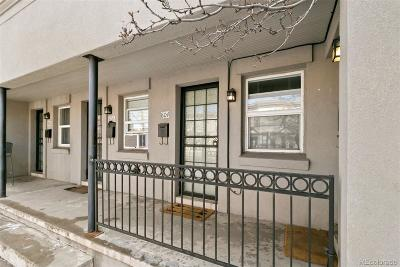 Condo/Townhouse Under Contract: 804 East 23rd Avenue