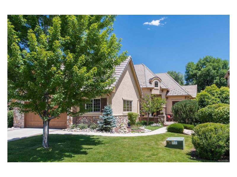 61 Brookhaven Drive, Littleton, CO 80123 - Listing #:5931338