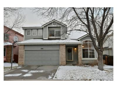 Westminster Single Family Home Under Contract: 11752 Eaton Court