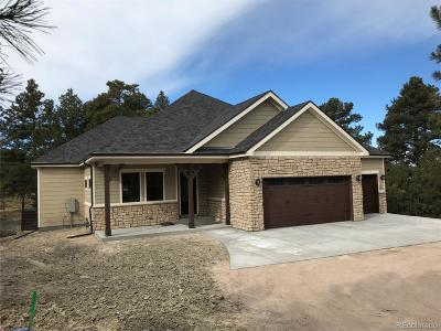 Elbert County Single Family Home Under Contract: 2881 Sly Fox Circle