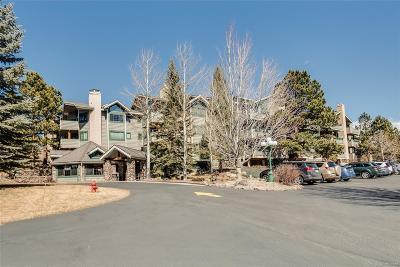 Conifer, Evergreen Condo/Townhouse Under Contract: 31819 Rocky Village Drive #417