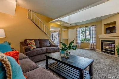 Arvada Condo/Townhouse Active: 7823 West 87th Drive