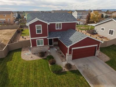 Castle Rock Single Family Home Under Contract: 1198 Atkinson Avenue