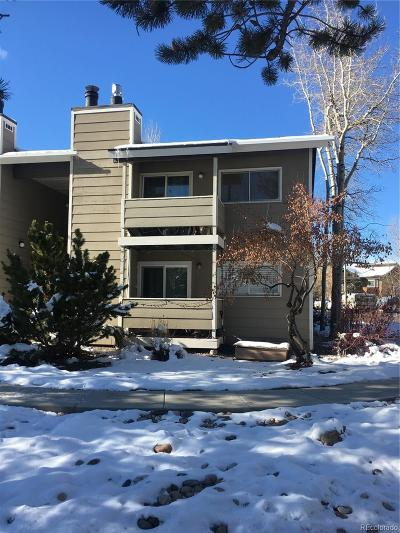 Steamboat Springs Condo/Townhouse Under Contract: 1380 Athens Plaza #14